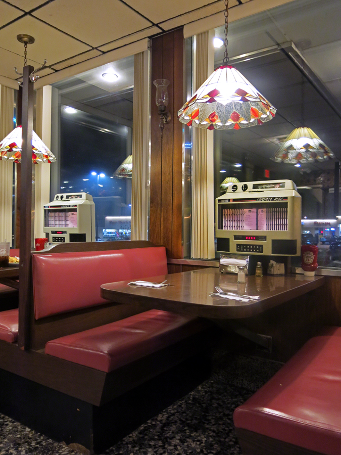 The Diner ©2013 Emily Flynn