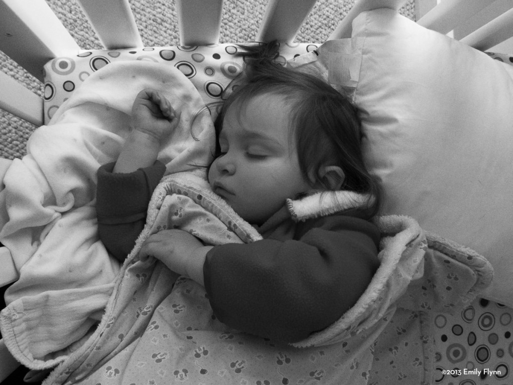 Zoe Asleep